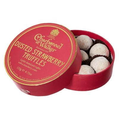 Charbonnel - Strawberry Truffles (135g)