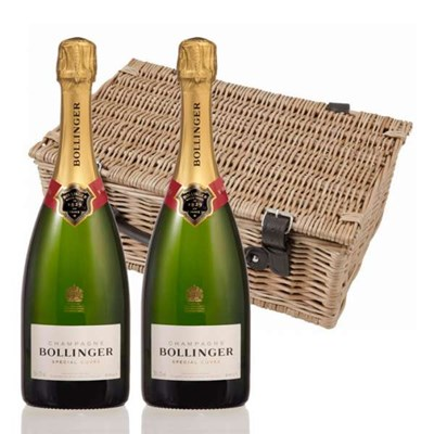 Send Bollinger Special Cuvee Twin Hamper