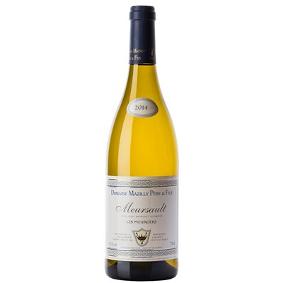 Buy Domaine Mazilly Meursault 'Les Meurgers' Online With Home Delivery