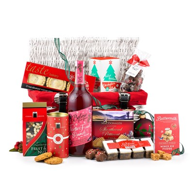 The Mistletoe Hamper