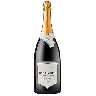 Magnum Of Nyetimber Classic Cuvee English Sparkling Wine 150cl