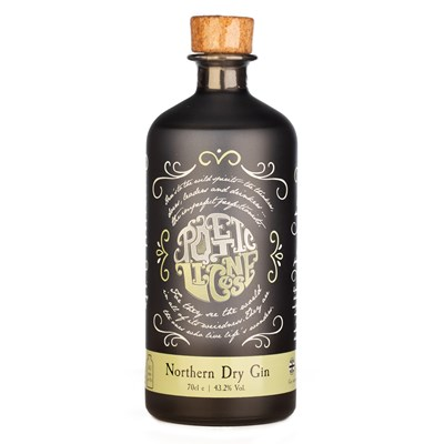 Poetic License Northern Dry Gin 70cl
