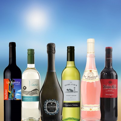 Buy The Favourites Case of 6 Mixed Wines