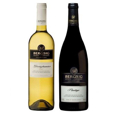 Bergsig Estate Wine Duo Set