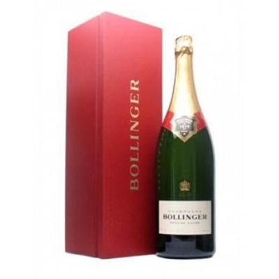 Buy a Salmanazar of Bollinger Special Cuvee Champagne