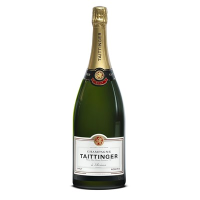 Buy Magnum of Taittinger Brut Reserve NV Champagne Gift Online Now