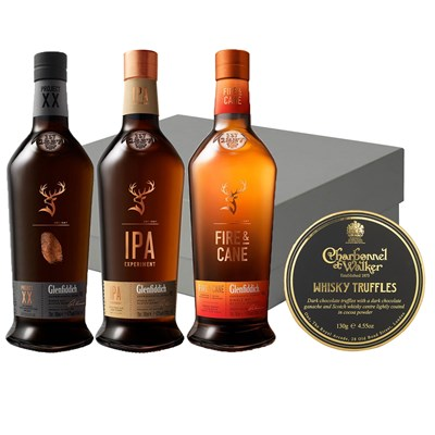 Glenfiddich Experimental Family Hamper With Chocolates