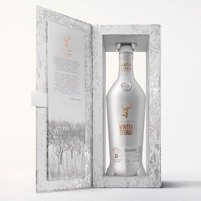 Glenfiddich Winter Storm 70cl Experimental Series No.03
