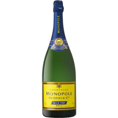 Send Heidsieck And Co. Monopole Blue Top Brut  Champagne 150cl Online