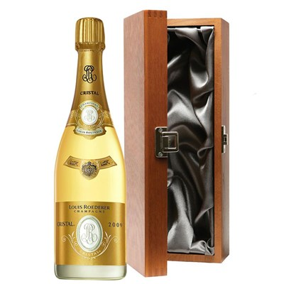 Louis Roederer Cristal Cuvee Prestige 2008 in Luxury Gift Box