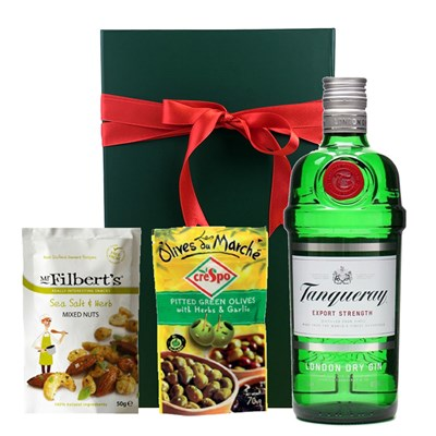 Tanquery Gin Nibbles Hamper