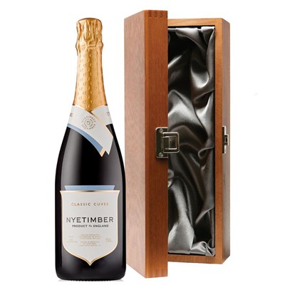 Nyetimber Classic Cuvee 75cl in Luxury Gift Box