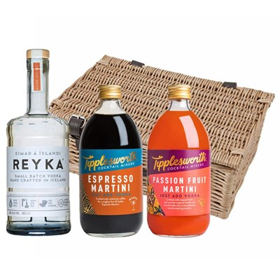 Retka Handcrafted Vodka 70cl Cocktail Hamper