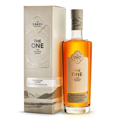 Lakes The One Signature Blended Whisky 70cl