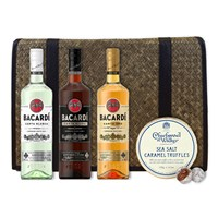 Bacardi Family Hamper With Chocolates