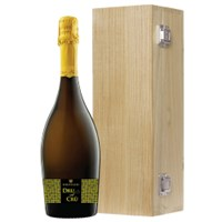 Drusian Spumante Dru el Cru Prosecco in Luxury Oak Box