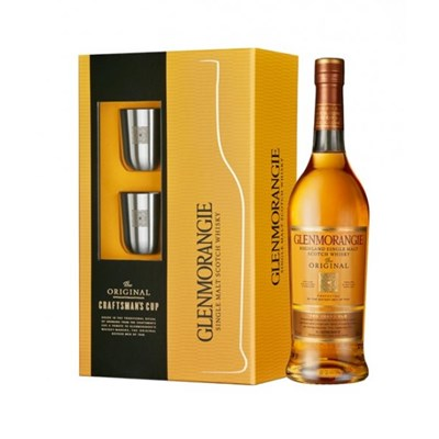 Send Glenmorangie Whisky 70cl and Tumblers Gift Set Online