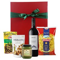 Italian Celebration Hamper With Decanal Montepulciano d'Abruzzo