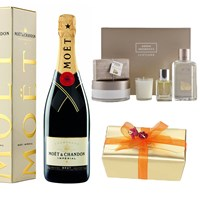 Moet et Chandon Brut Chocolates & Relaxation