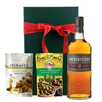Auchentoshan 12 year old Nibbles Hamper