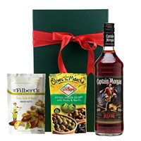 Captain Morgan Origninal Nibbles Hamper