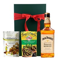 Jack Daniels Honey Nibbles Hamper
