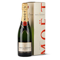 Moet and chandon brut bottle