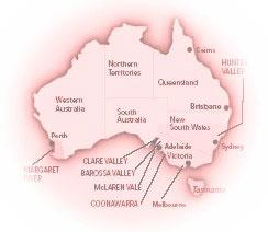Wine Tour Australia