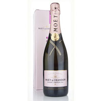 Moet and chandon Rose Bottle