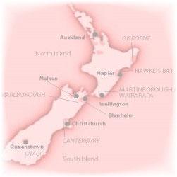 Wine Tour New Zealand