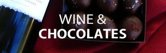 Wine and Chocolates Gifts