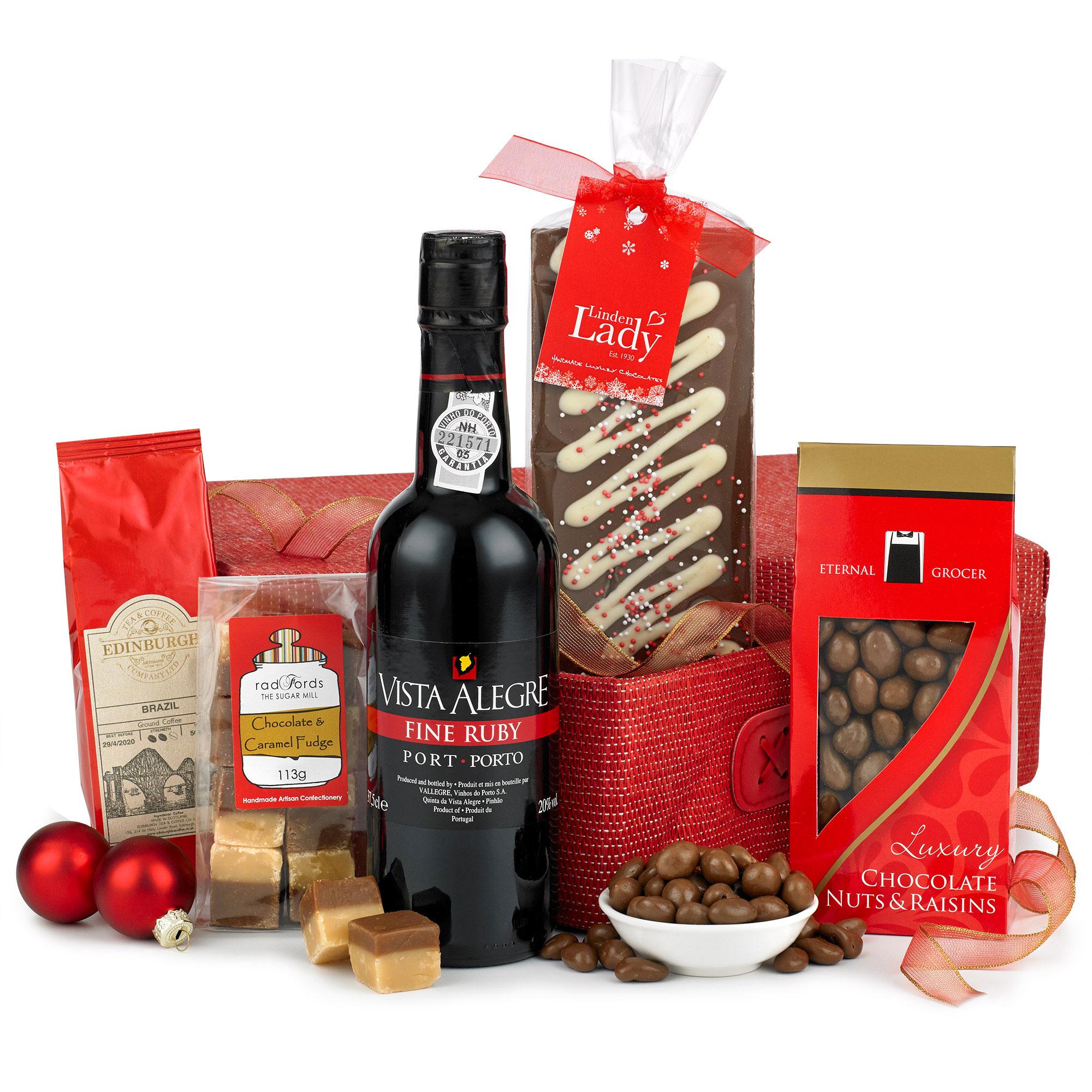 Ruby Wedding Gifts John Lewis: Buy Christmas Port Surprise
