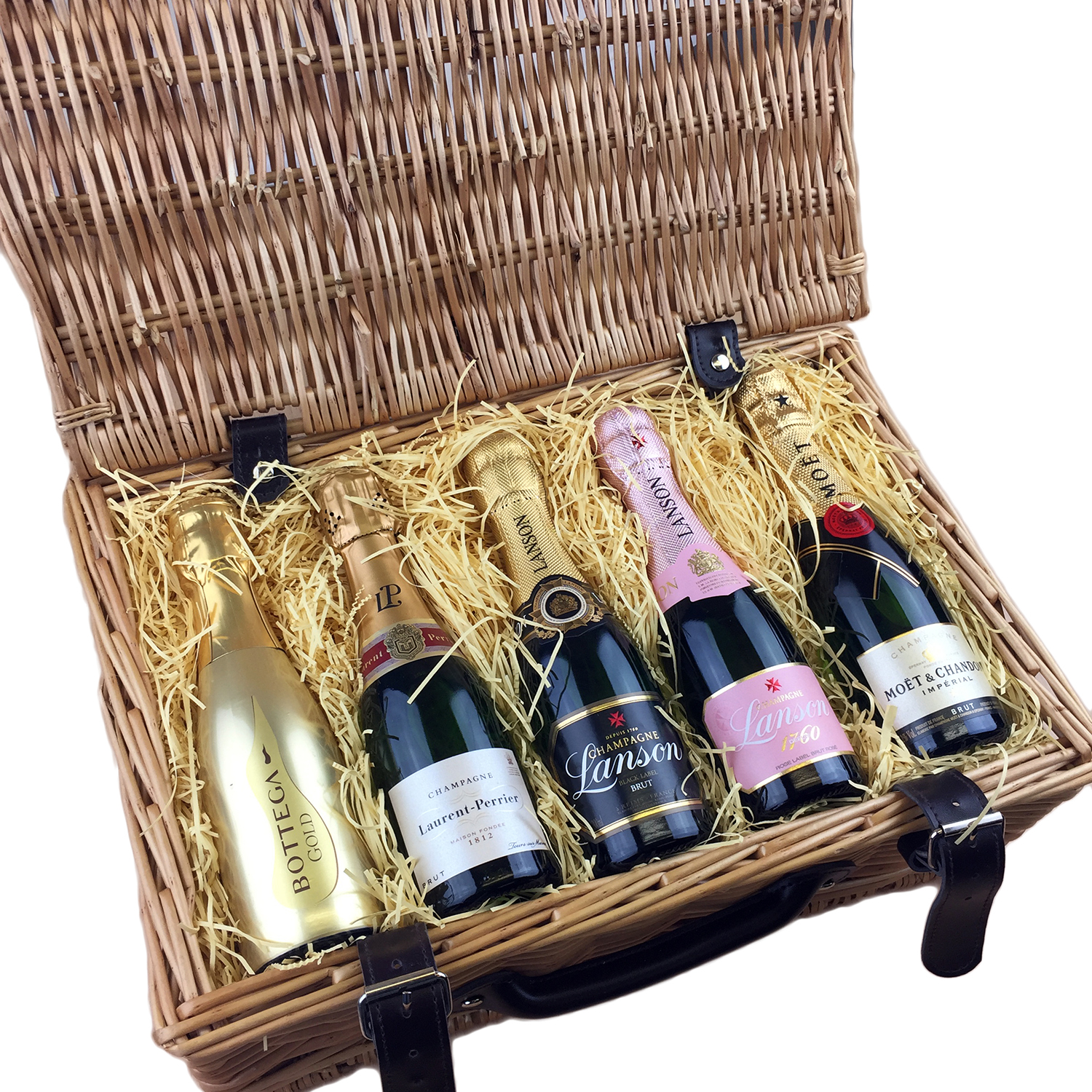 Send Mini Champagne Hamper Gift Set Online