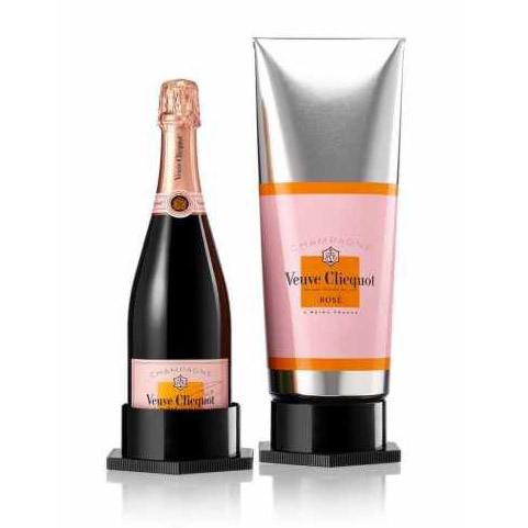 Buy & Send Veuve Clicquot Brut Rose 75cl Champagne - Gorache Gift Box