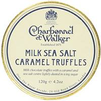 Buy & Send Charbonnel et Walker Milk Sea Salt Caramel Truffles 120g
