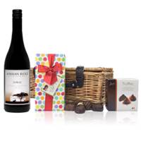 Buy & Send Afrikan Shiraz Cabernet - South Africa And Chocolates Hamper