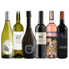 Buy & Send The Holidays Wine Case of 6
