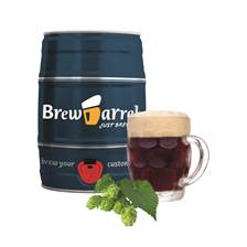 Buy & Send BrewBarrel Brew Your Own Dark Beer Kit