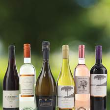Buy & Send Summer BBQ Selection Case of 6 Mixed Wines
