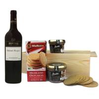Buy & Send Bergsig Estate Cabernet Sauvignon - South Africa And Pate Gift Box