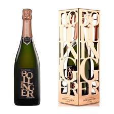 Buy & Send Bollinger Rose Champagne Vintage 2006 in Rose Gold Gift Cage