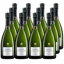 Buy & Send Bollinger Grande Annee 2012 75cl Crate of 12 Champagne