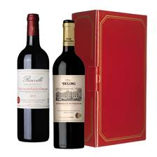 Buy & Send Bordeaux Wine Duo Gift Box