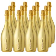 Buy & Send Bottega Gold Prosecco 75cl Crate of 12 Prosecco
