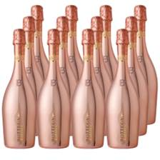 Buy & Send Bottega Gold Rose Sparkling Prosecco 75cl Crate of 12 Prosecco