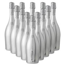 Buy & Send Bottega White Gold Pinot Nero Spumante Brut Crate of 12 Prosecco