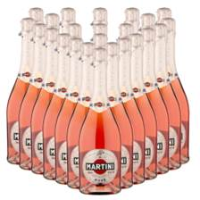 Buy & Send Bulk Crate of Martini Sparkling Rose 75cl Prosecco