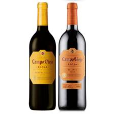 Buy & Send Campo Viejo Wine Duo