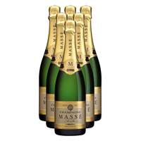 Buy & Send Case of 12 Masse Brut Brut CHAMPAGNE (12x75cl)