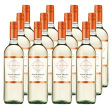 Buy & Send Case of 12 Belfiore Pinot Grigio Wine
